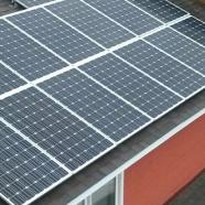 Srinergy Showcases Solar at Great Oak Cohousing