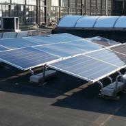 Detroit's Historic Elevator Building goes Solar